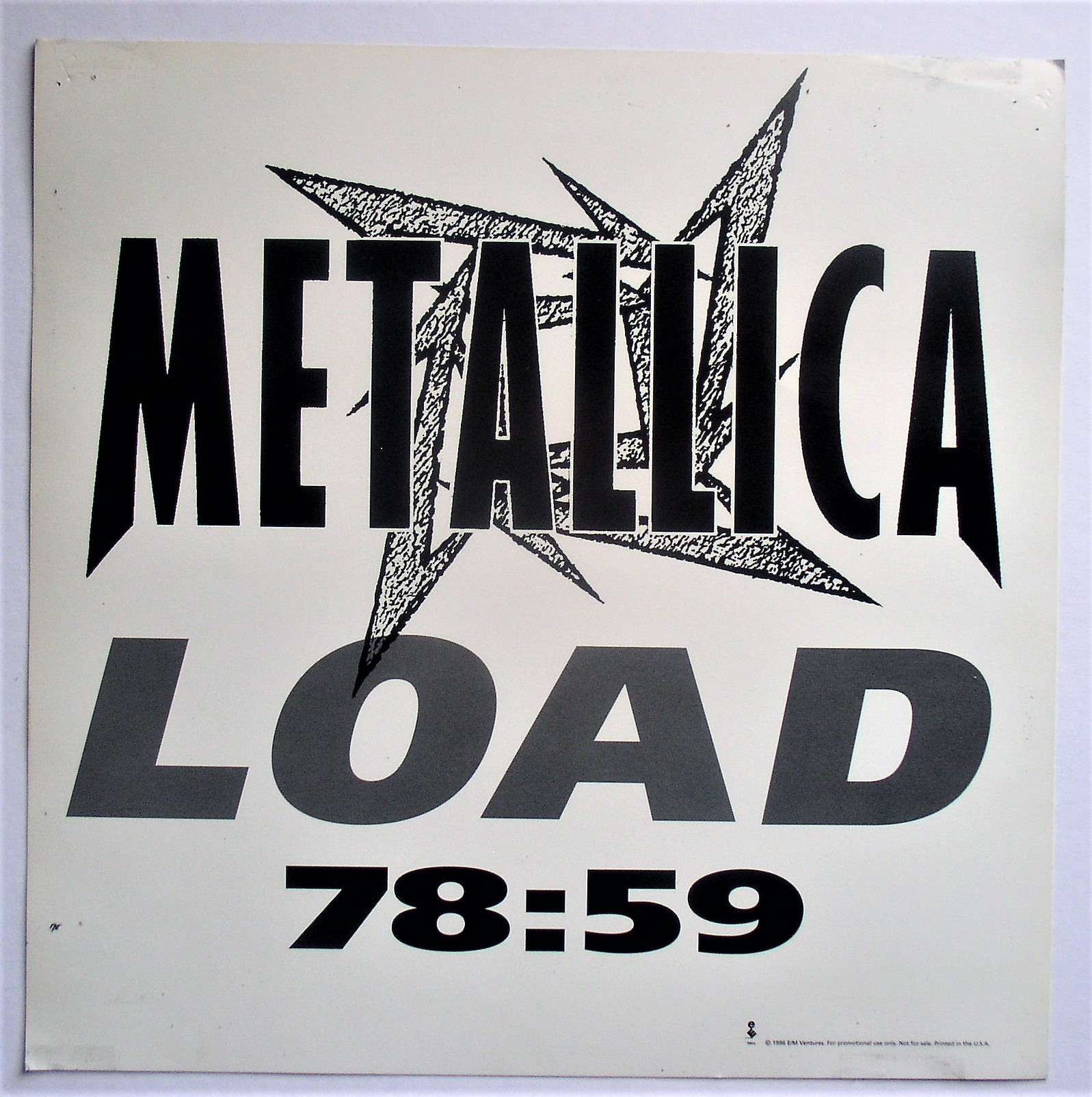 Metallica Load Thingery Previews Postviews Amp Thoughts