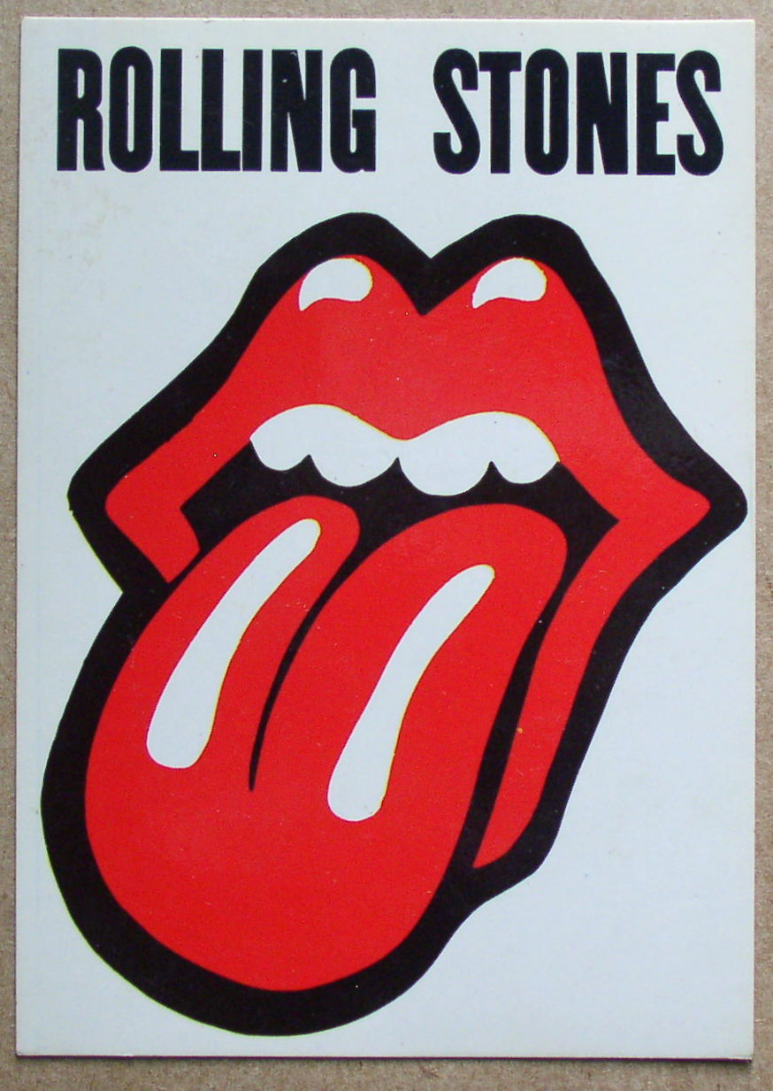 Rolling Stones tongue – Thingery Previews Postviews & Thoughts