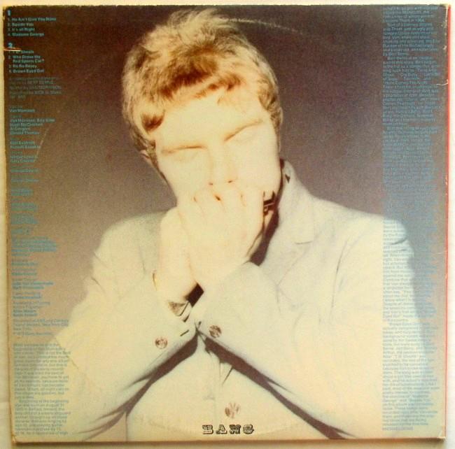 Van Morrison / TB Sheets LP 2