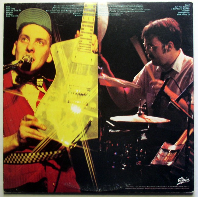 Cheap Trick / At Budokan LP 3