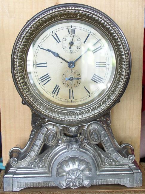 Riverside Auto Sales >> Antique Seth Thomas Metal Alarm Clock c. 1900 – Thingery Previews Postviews & Thoughts