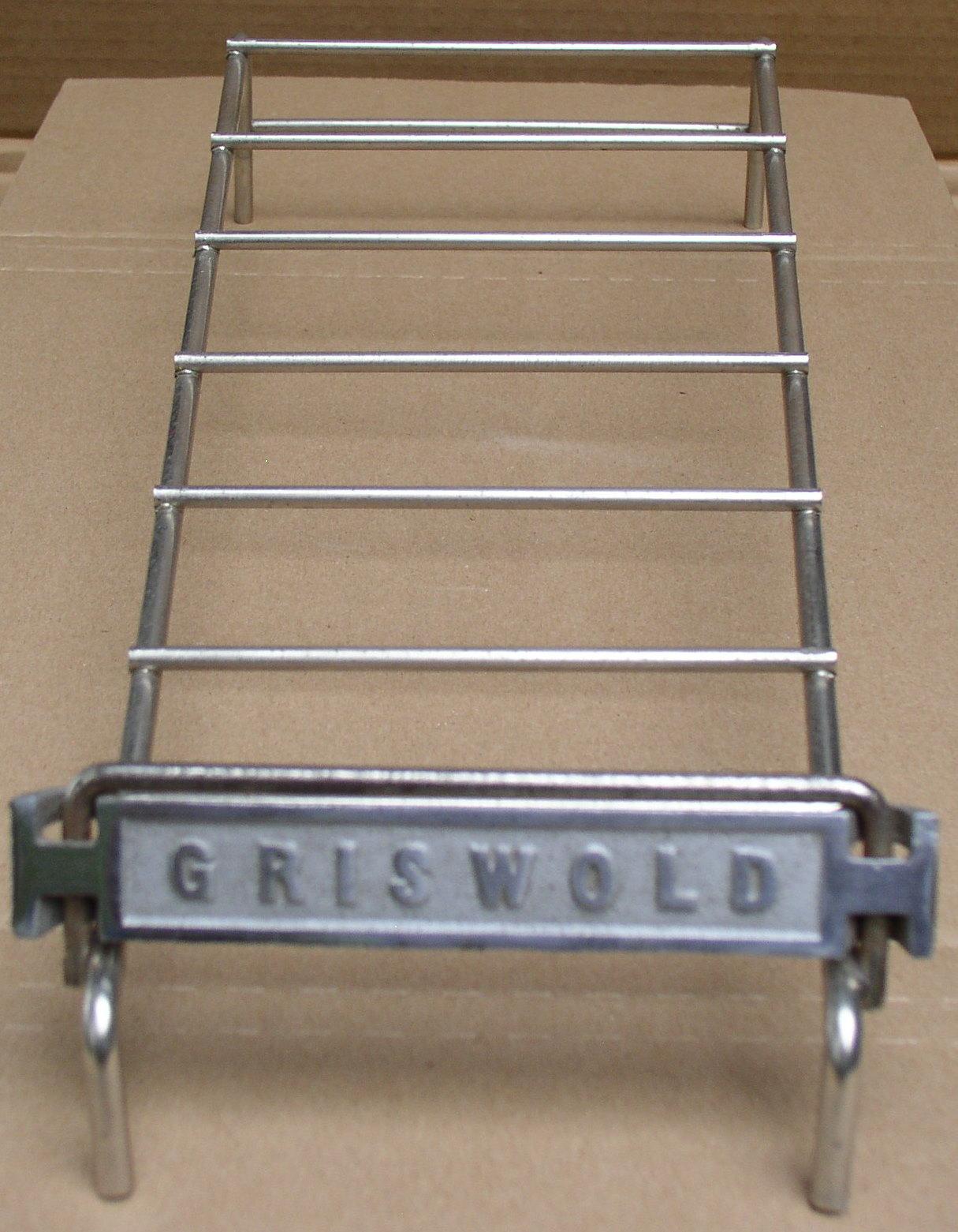 Original Griswold Skillet Rack Frying Pan Store Display