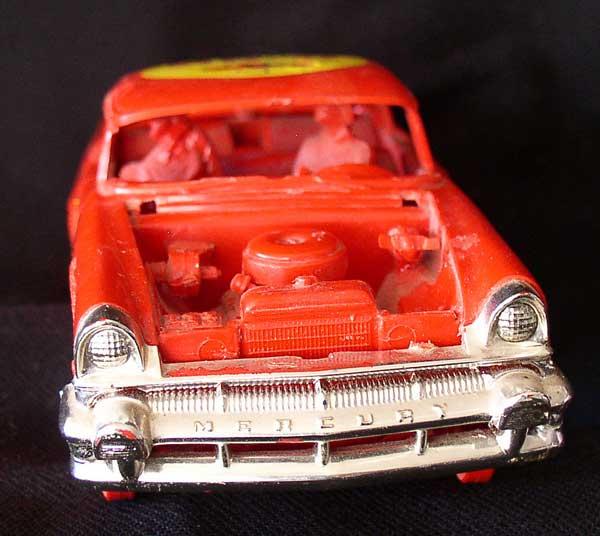 Revell Amt 1955 Red Mercury Montclair Phaeton Model Car