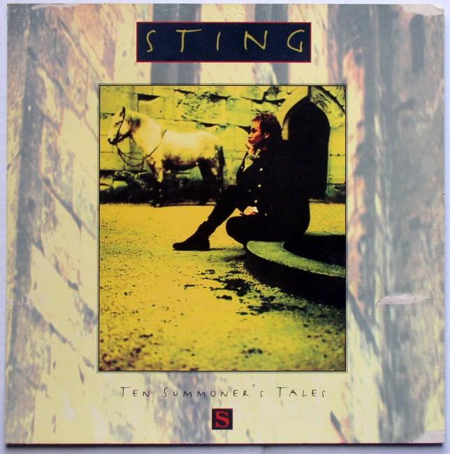 Sting Ten Summoner S Tales 1993 Promotional Flat