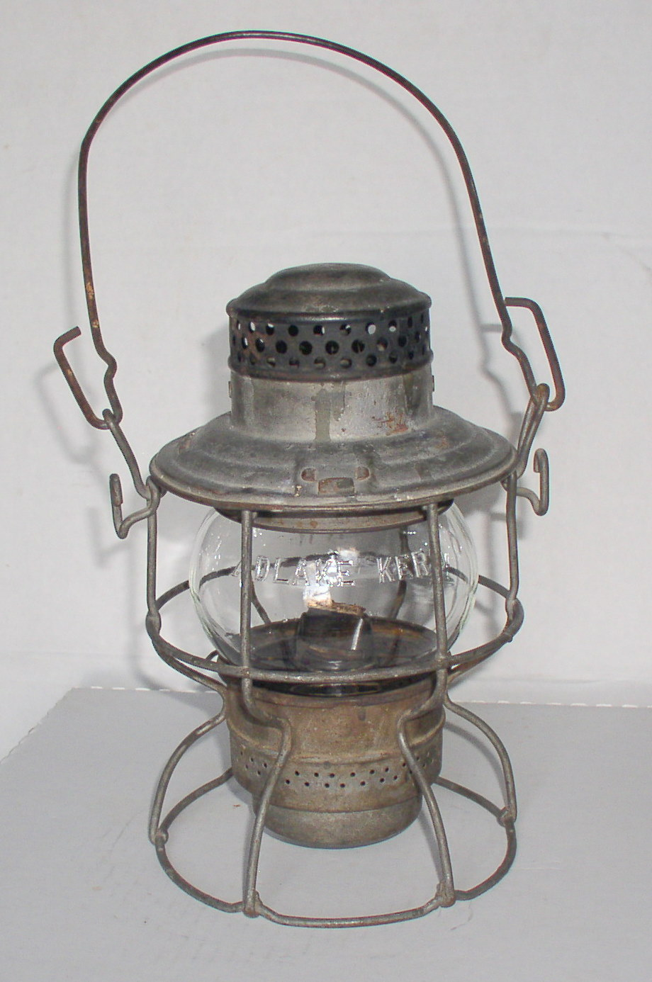 Adams Auto Sales >> Railroad Lantern – Thingery Previews Postviews & Thoughts