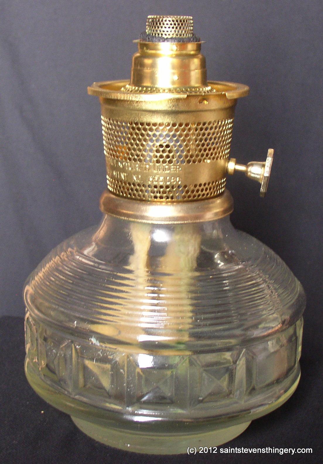 Antique Hanging Lamp Shade