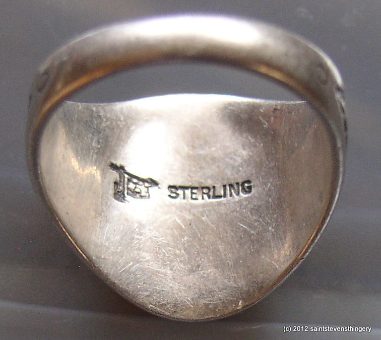 Sterling Auto Sales >> Vintage Bell Trading Post Sterling Silver Arrowhead Ring Size 9 – Thingery Previews Postviews ...