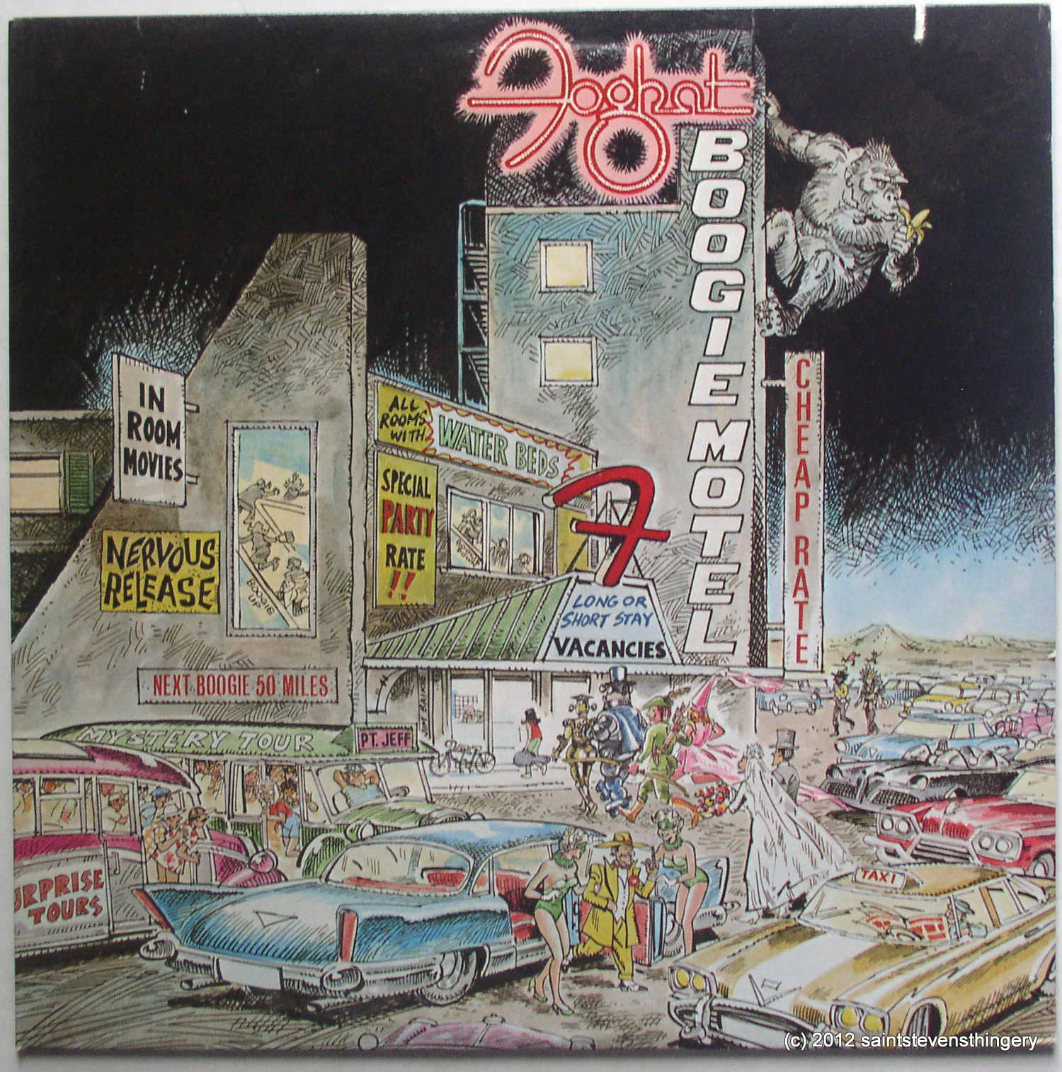 foghat    boogie motel  u2013 thingery previews postviews  u0026 thoughts