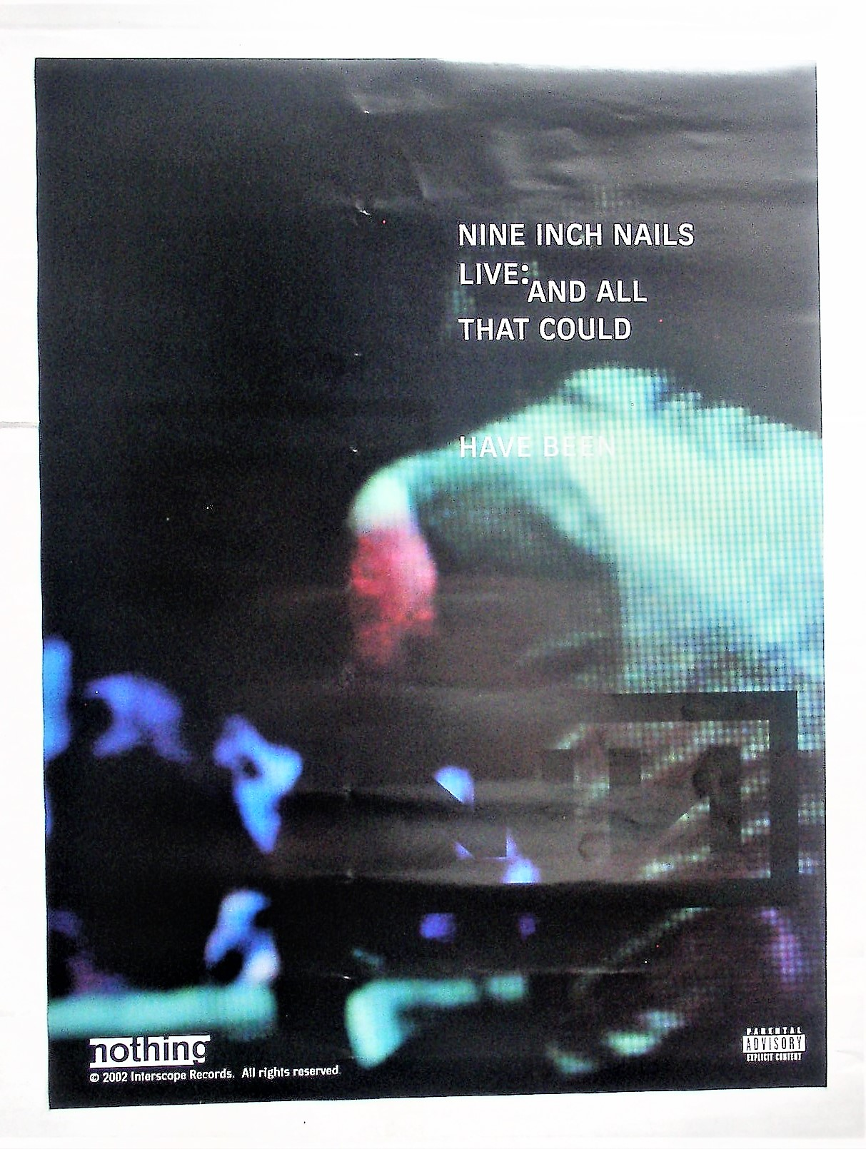 Nine Inch Nails / Live All That Could Have Been – Thingery Previews ...