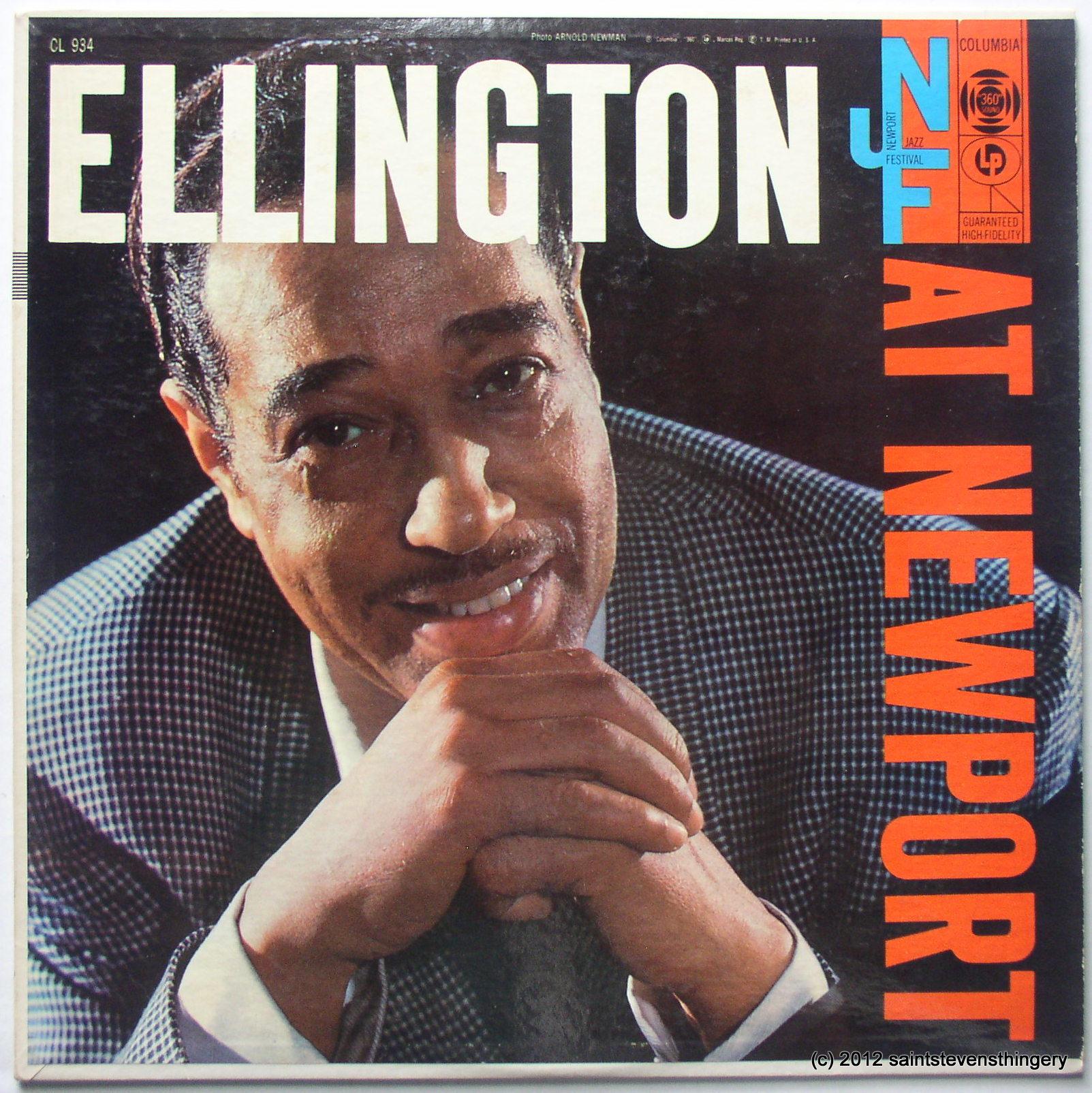Duke Ellington At Newport Thingery Previews Postviews