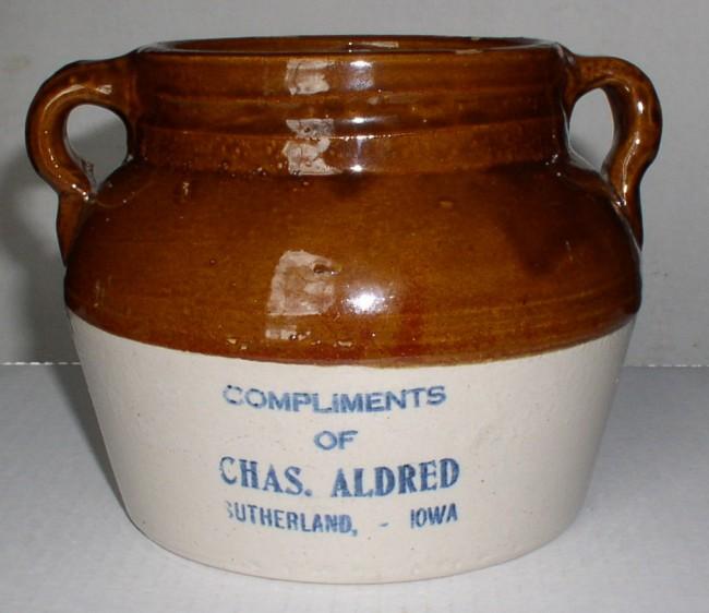 Aldred Bean Pot 1