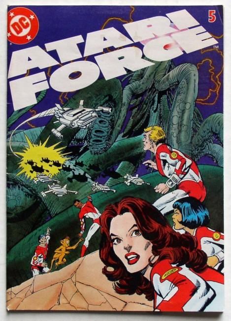 DC Atari Force Comic 5
