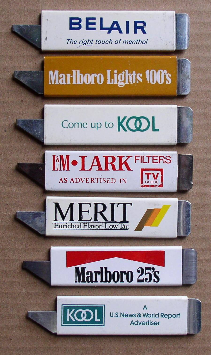 cigarette Benson Hedges red