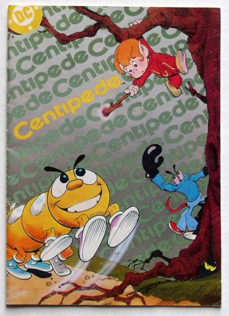 DC Atari Comic Centipede