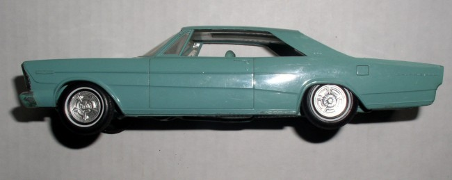 1966 Ford Galaxie 500 Dealer Promo Car 7 Litre Medium Blue