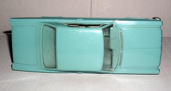 1966 Ford Galaxie 500 Dealer Promo Car 7 Litre Medium Blue