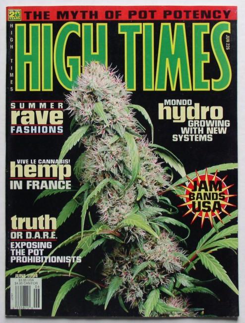 High Times June 1994