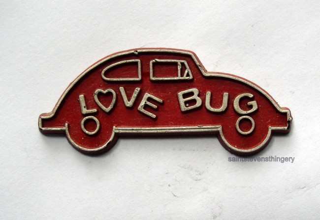 Love Bug Red