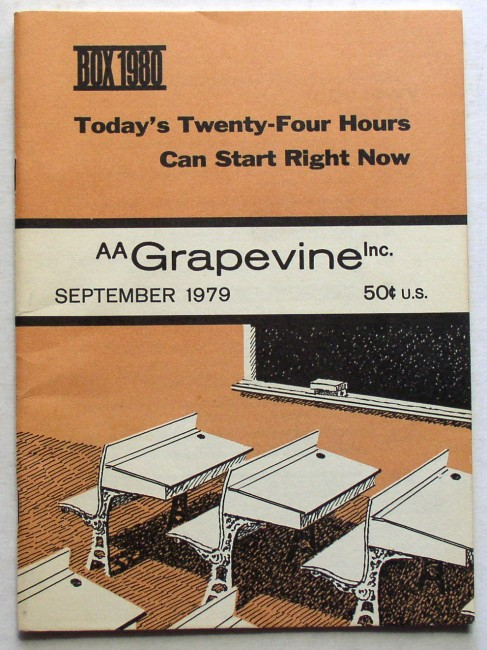 AA Grapevine September 1979