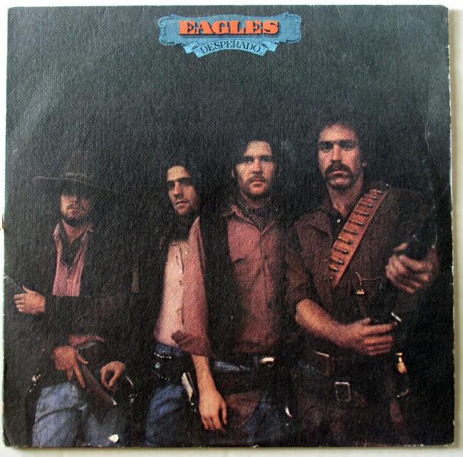Eagles / Desperado Asylum SD 5068 1973