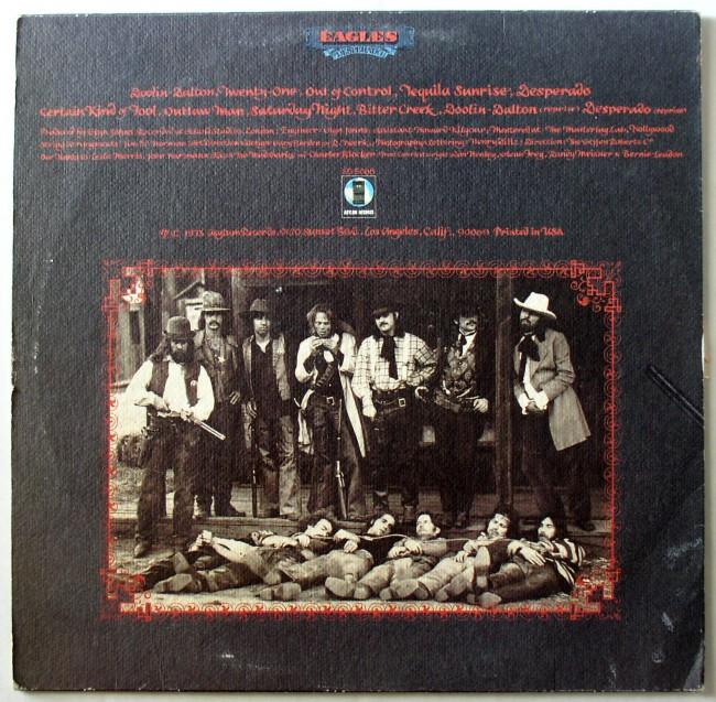 Eagles / Desperado Asylum SD 5068 2