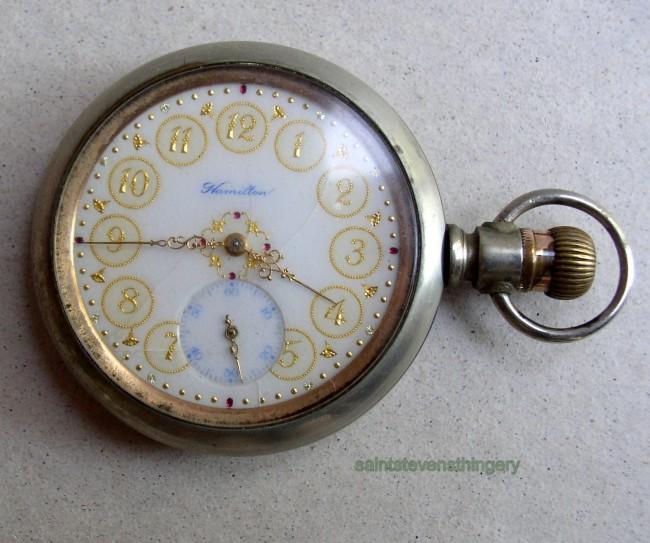 Hamilton Watch 1