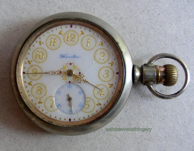 Hamilton Watch 2