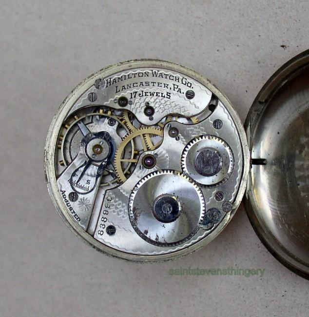 Hamilton Watch 4