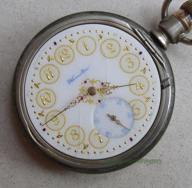 Hamilton Watch 6