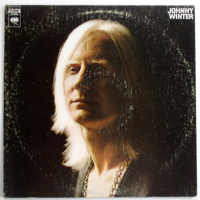 Johnny Winter / Johnny Winter LP 1