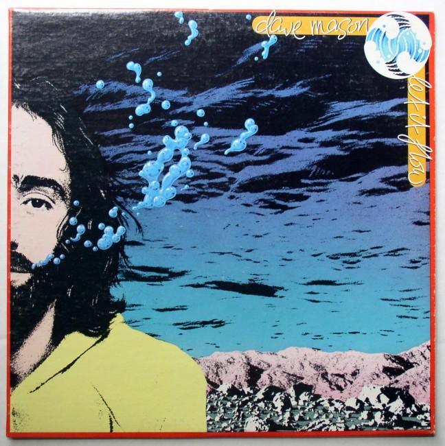 Dave Mason / Let It Flow LP 1