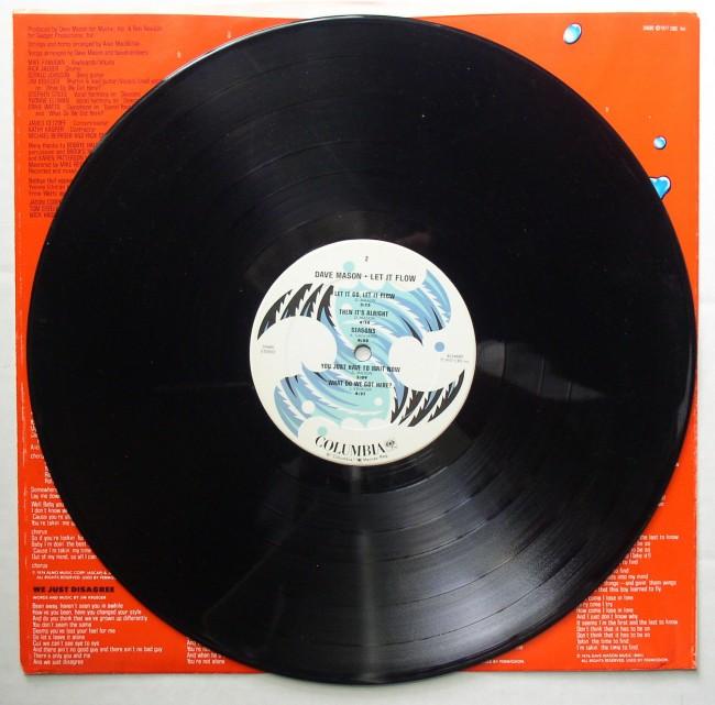 Dave Mason / Let It Flow LP 4