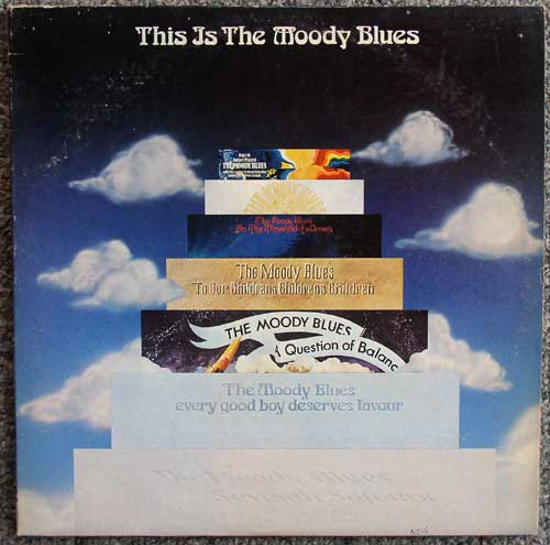 LP Moody Blues / This Is The Moody Blues