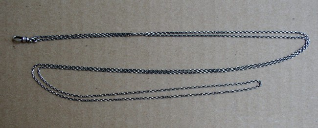 "48"" Sterling Pendant Chain 1"