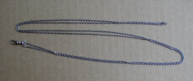 "48"" Sterling Pendant Chain 2"