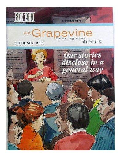 AA Grapevine February 1993