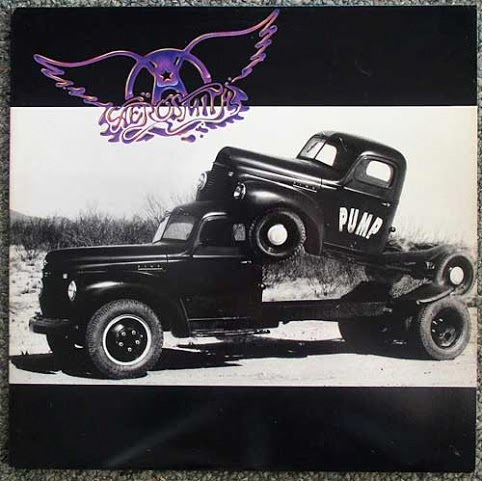 Aerosmith / Pump LP