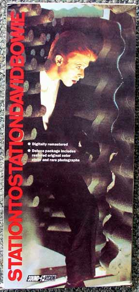 David Bowie / Station To Station longbox front
