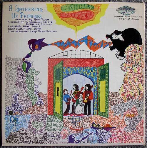 Bubble Puppy / A Gathering Of Promises LP back