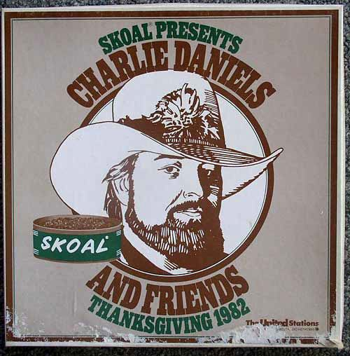 Skoal Presents Charlie Daniels And Friends Thanksgiving 1982