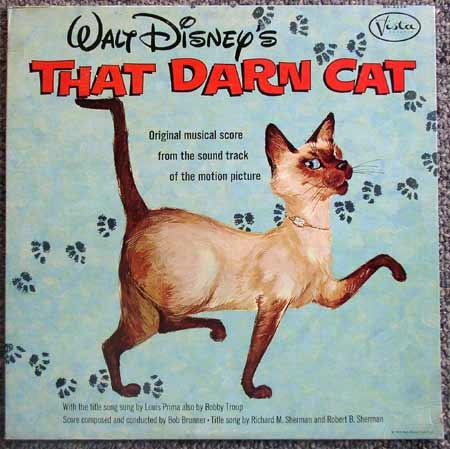 That Darn Cat Soundtrack LP