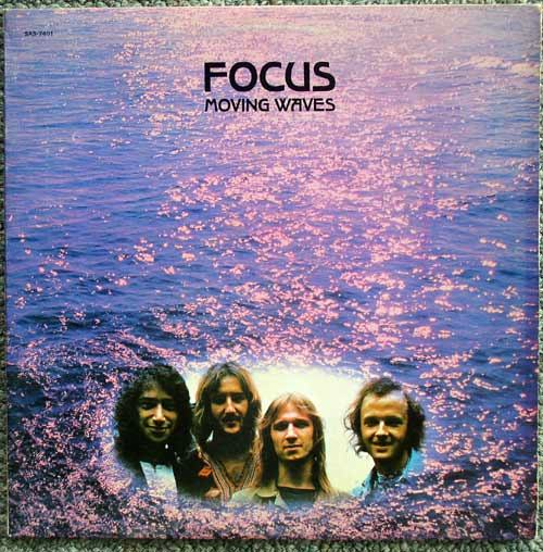 Focus / Moving Waves LP