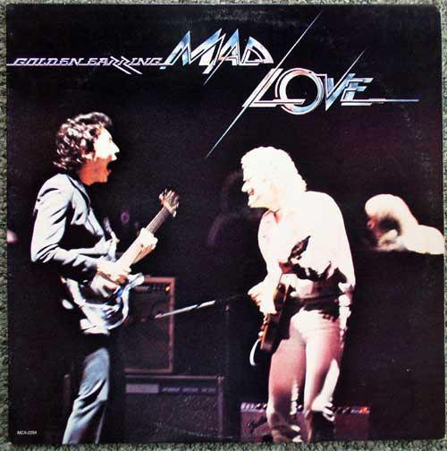 Golden Earring / Mad Love LP
