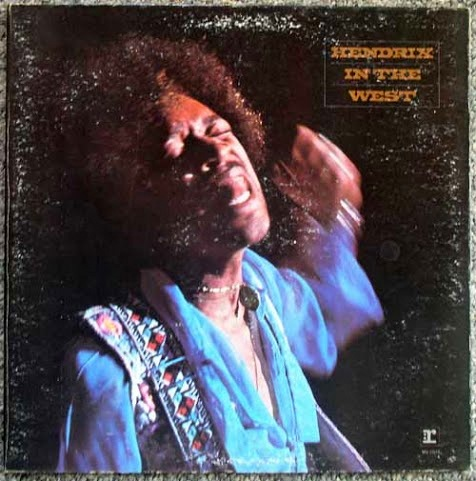 Jimi Hendrix / In the West LP