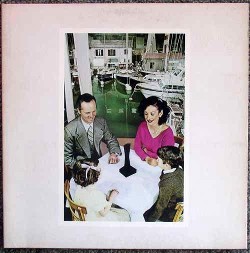 Led Zeppelin / Presence LP