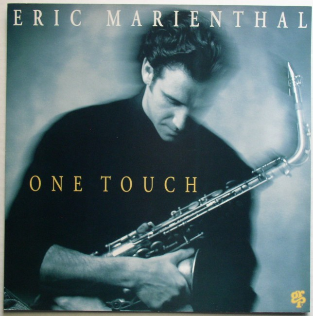 Eric Marienthal / One Touch promo flat front
