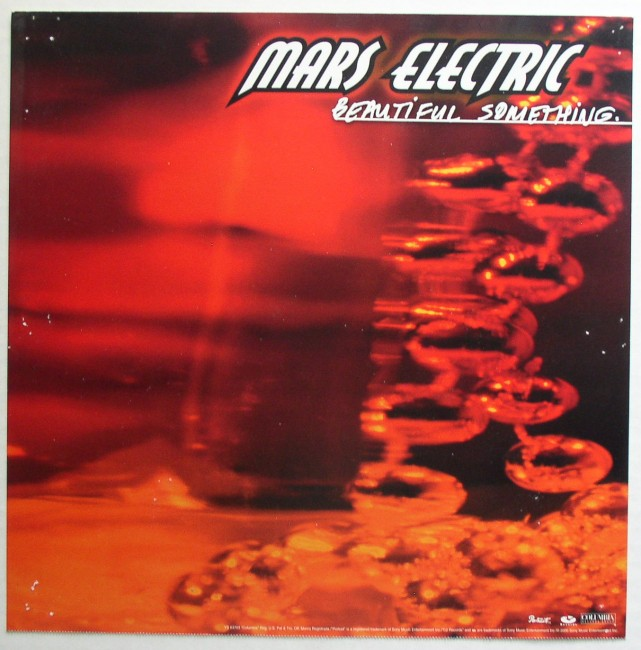 Mars Electric / Beautiful Something flat front