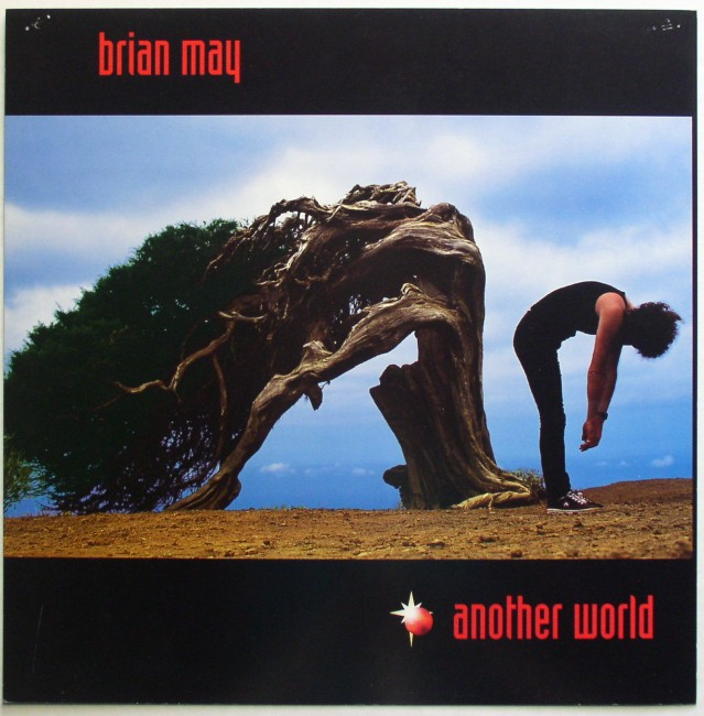 Brian May / Another World flat front