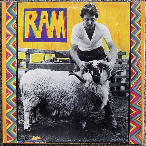 Paul McCartney / Ram LP 1971