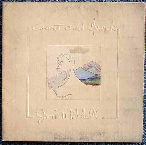 Joni Mitchell / Court And Spark LP